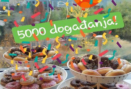web 5000 događanja